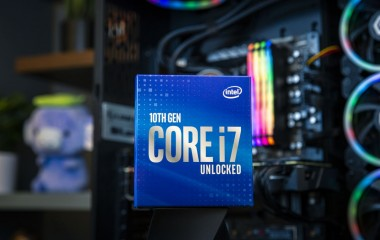 Intel Core i7-10700K Review